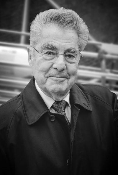 Heinz Fischer, ehem. Bundespräsident