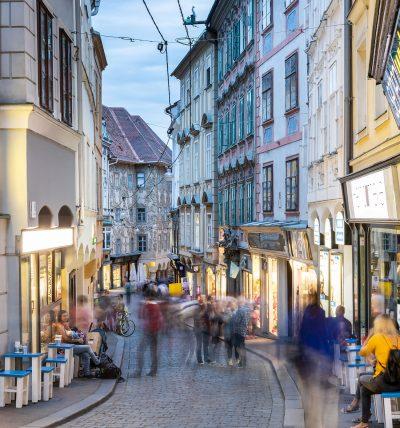 Sporgasse, Graz